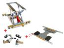 Kern-Stabi X5H1N Hubtisch + 360 Grad Rollen gebremst +...