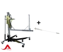 Kern-Stabi Speed Lifter Set für Ducati + MV Basic...