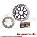Braking Wave Bremsen SET für BMW R 1150 RT / ABS (01-05)