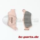 Braking CM55 Bremsbeläge vorne für BMW G 650 X...