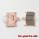 Braking CM55 Bremsbeläge vorne für MZ 1000S /SF...