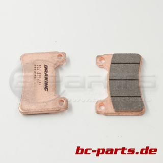 Braking CM55 Bremsbeläge vorne für Honda CBR 1000 RR (SC57)(06-07)