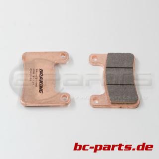 Braking CM55 Bremsbeläge vorne für Suzuki GSX-R 1000 K7 K8 (07-08)