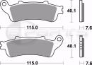 Braking CM55 Bremsbeläge vorne für Braking P2...