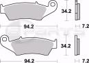 Braking CM44 Bremsbeläge vorne für Suzuki DRZ 400 SM (05-09)