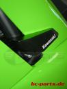 Top Block Design Sturzpads für Kawasaki ZX6R (07-08)