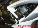 Top Block Design Sturzpads für Suzuki GSXR 750 (08-10)