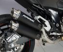 Bodis Slip-On GPC-X2 schwarz für Kawasaki Z800e (13-)