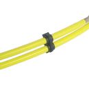 Halteclip für zwei Bremsleitungen Sensor ABS 3x
